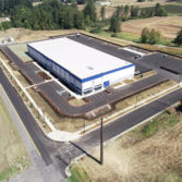 Keller Site - Project Aerial Photo 1