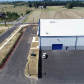 Keller Site - Project Aerial Photo 5