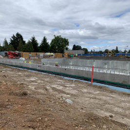 Trimet Powell Garage Environmental Cleanup - Project Photo 1