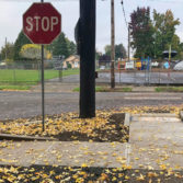 Kelso Safe Routes to School: After photo 2