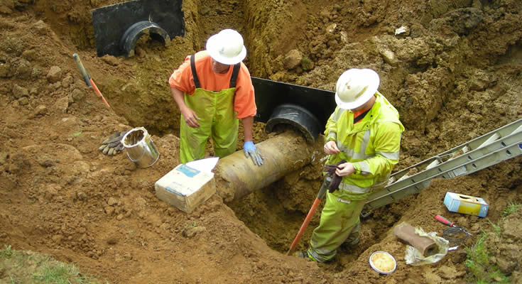 Coos County Natural Gas Pipeline: Project photo 3
