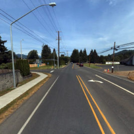 City of Woodland SR 503 Widening - Project Photo