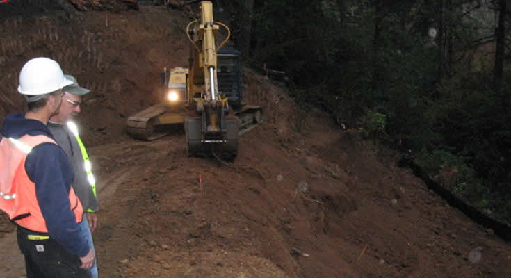 Coos County On-Call Services: Project photo 2