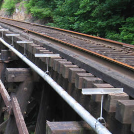 Port of Tillamook Bay Railroad Restoration: Project photo 1
