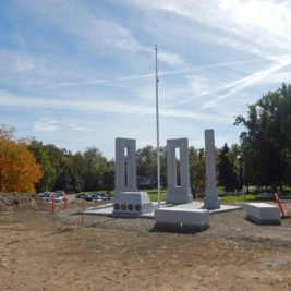 Project Photo: Walla Walla WWII Memorial